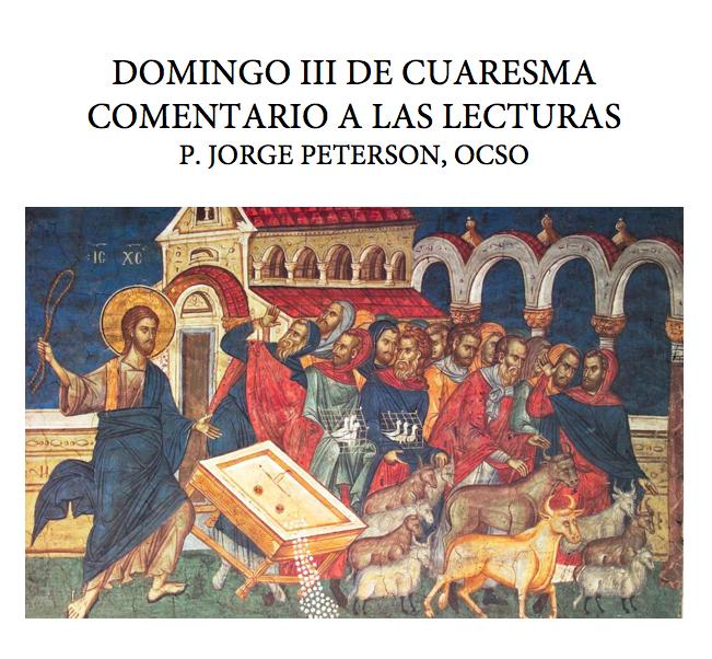 Domingo III Cuaresma